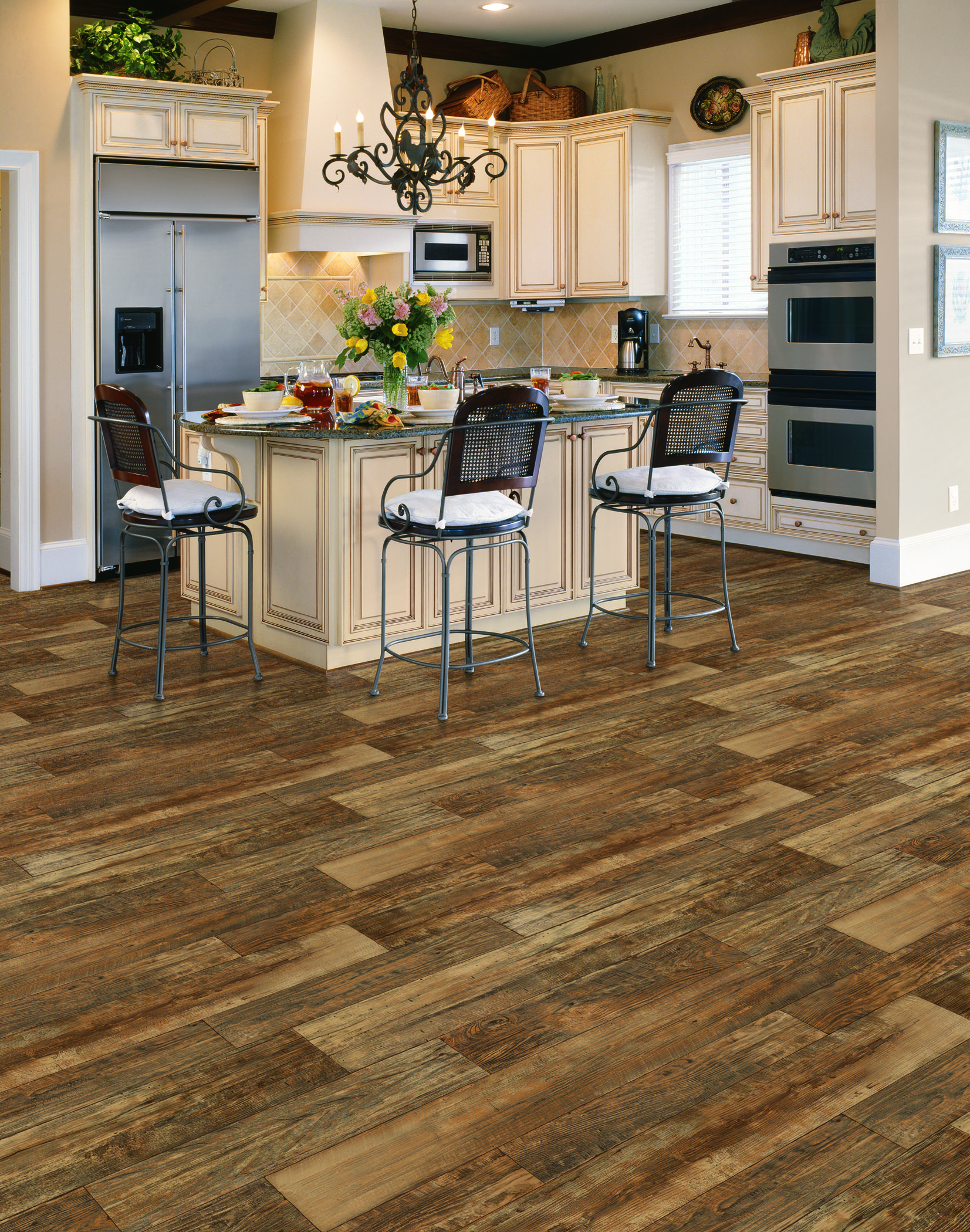 Rustic Plank in Honeytone 04500 (With images) Wide plank