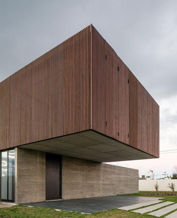 Xan house mapa architects porto alegre brazil via for Biblioteca di storia moderna e contemporanea