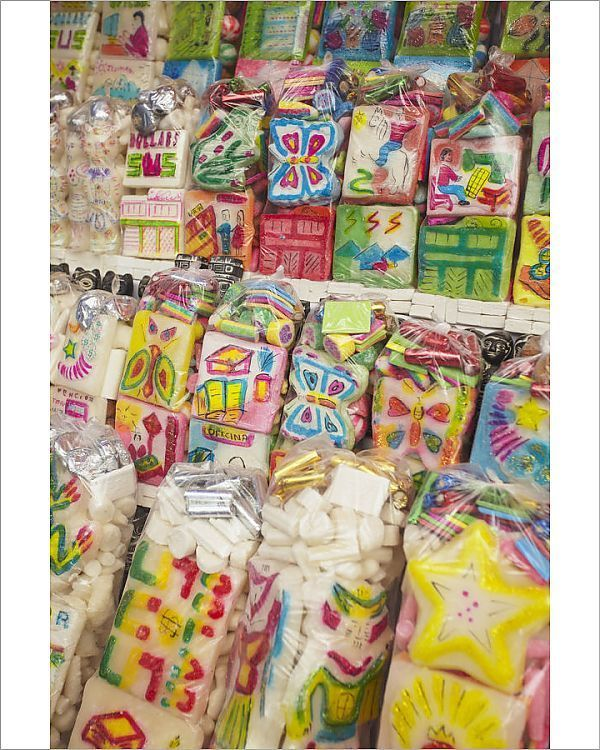 Photo of Photograph-Colourful confectionery in Witches' Market, La Pa…