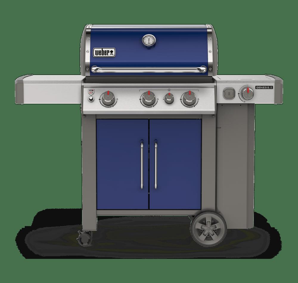 Genesis Ii E 335 Gas Grill Genesis Ii Series Gas Grills In 2020 Propane Gas Grill Natural Gas Grill Propane Grill