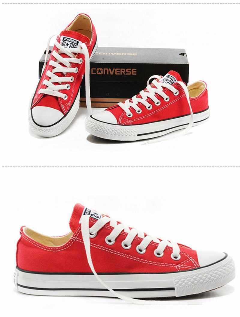 a17bcd79b3 Original New Converse All Star Canvas Shoes Unisex Sneakers, 2019 ...