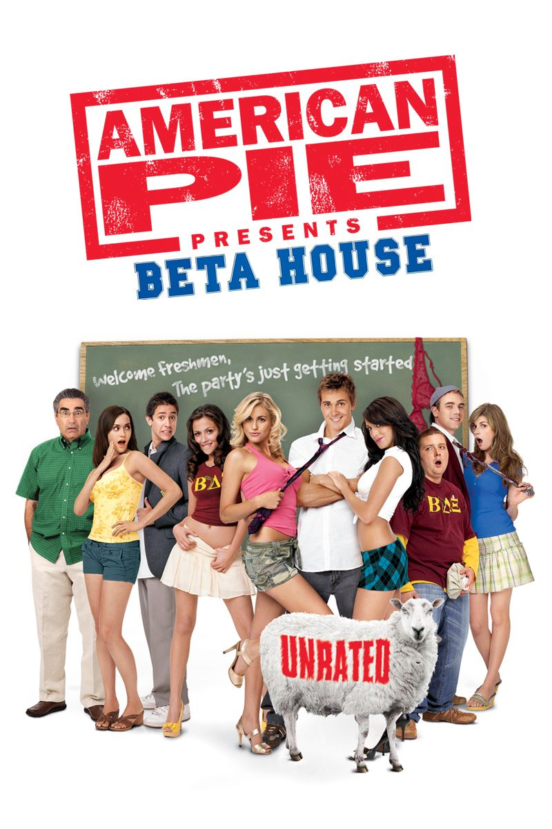 American Pie Presents Beta House On Dvd Com Imagens Filmes