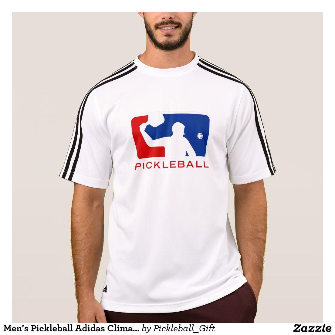 Pickleball Adidas ClimaLite® der Männer Sport-T-Shirt |
