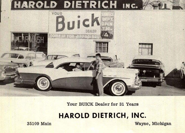 Pin by Chris DeLeo on Historic Car Photos Car dealership