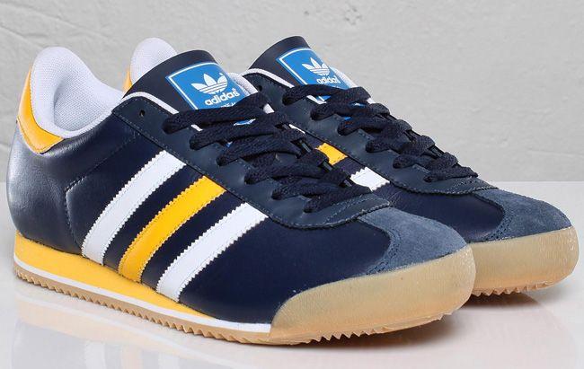 adidas Originals Kick   Collegiate Navy