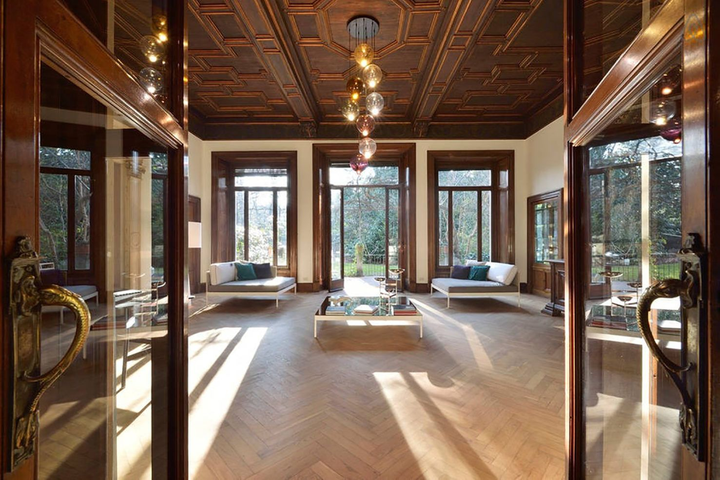 Milan Apartment For Rent A Converted Convent