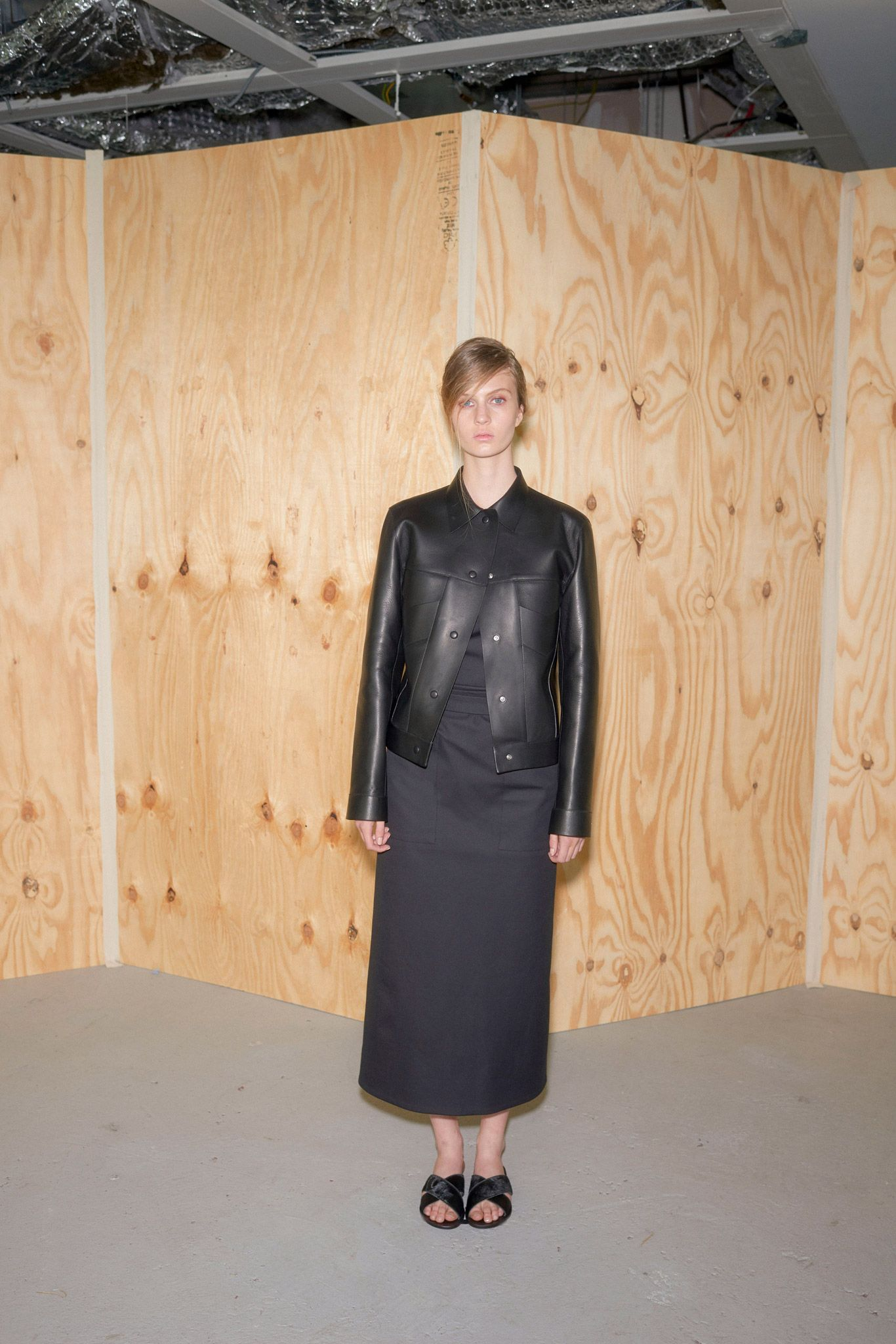 Spring 2015 Ready-to-Wear - Trager Delaney