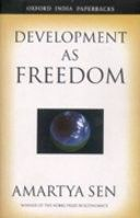 Check out our New Product  Development as Freedom COD AUTHOR: Sen Amartya Publication date: 26.03.2001  Rs.375