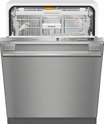 Miele G6665SCVISF Crystal Series 24 Inch Built In Fully