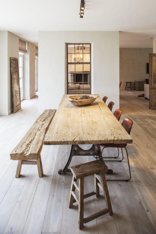 Herinrichting woning in landelijke stijl | Interieur | Pinterest ...