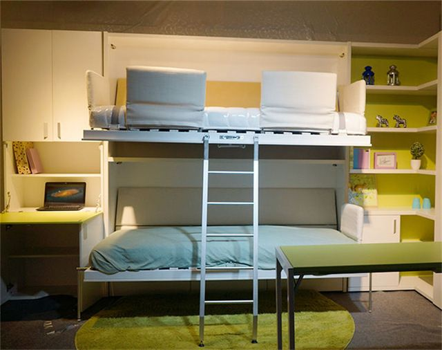 Source New Children Bunk Bed Sgs Approval Oem Custom Folding Bed