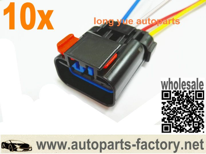 089d9c6cc1c4959fcbf96cac14442aeb long yue ford 6 0 6 0l diesel glow plug harness plug connector