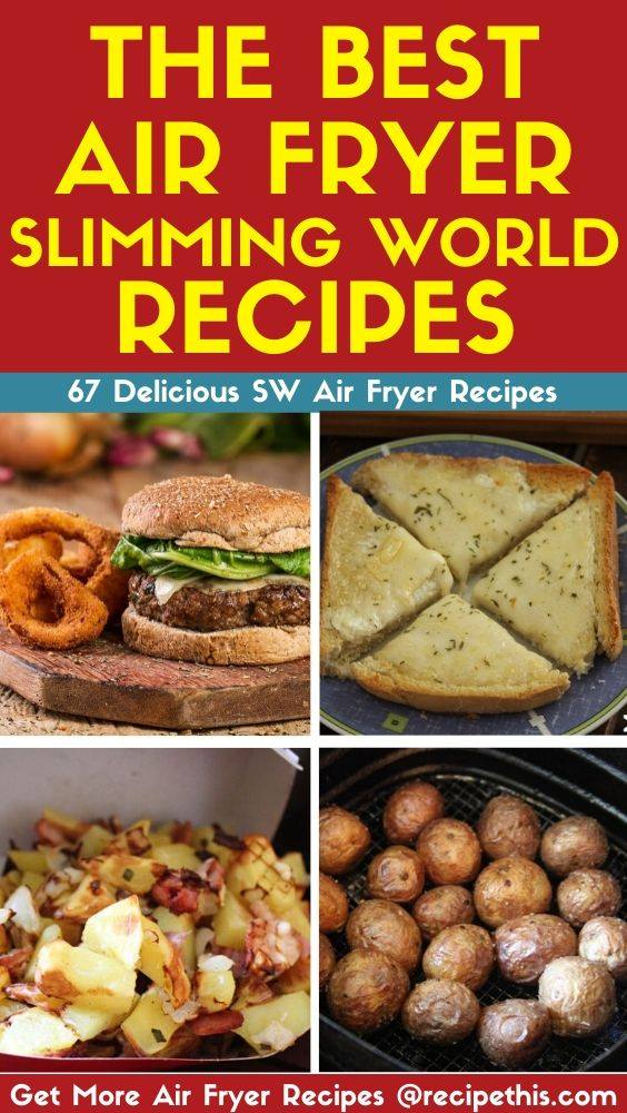 Slimming World Air Fryer Recipes