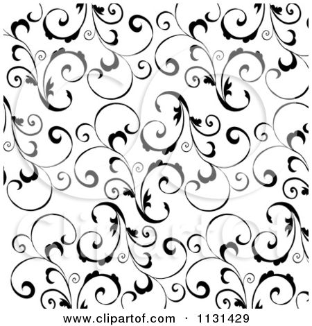 swirl tattoo designs for girls clipart of a black and