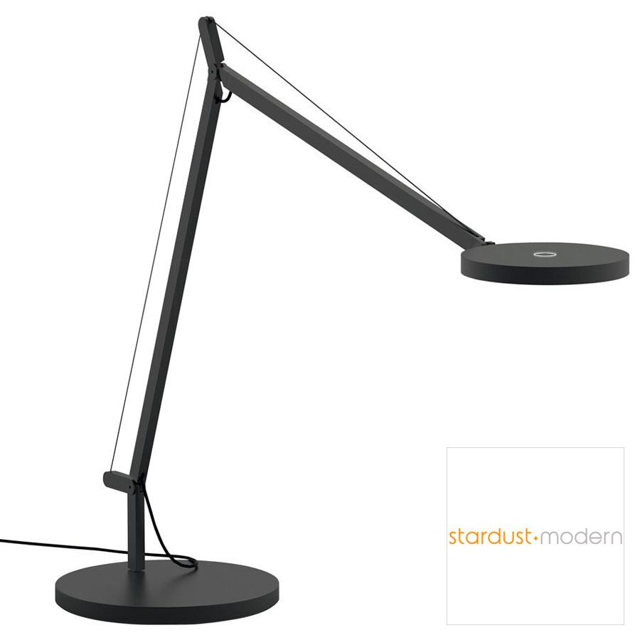 Artemide demetra table lamp by naoto fukasawa stardust lamp furniture top notch home office lighting and reading lamp design using black halogen led outlet desk lamps geotapseo Gallery