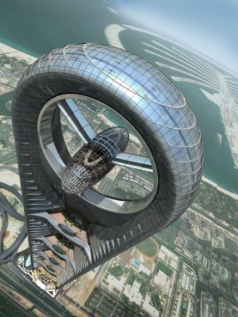 Dubaiu0027s Wind Turbine Skyscraper  I want to go to Dubai just to see - fresh world map building in dubai