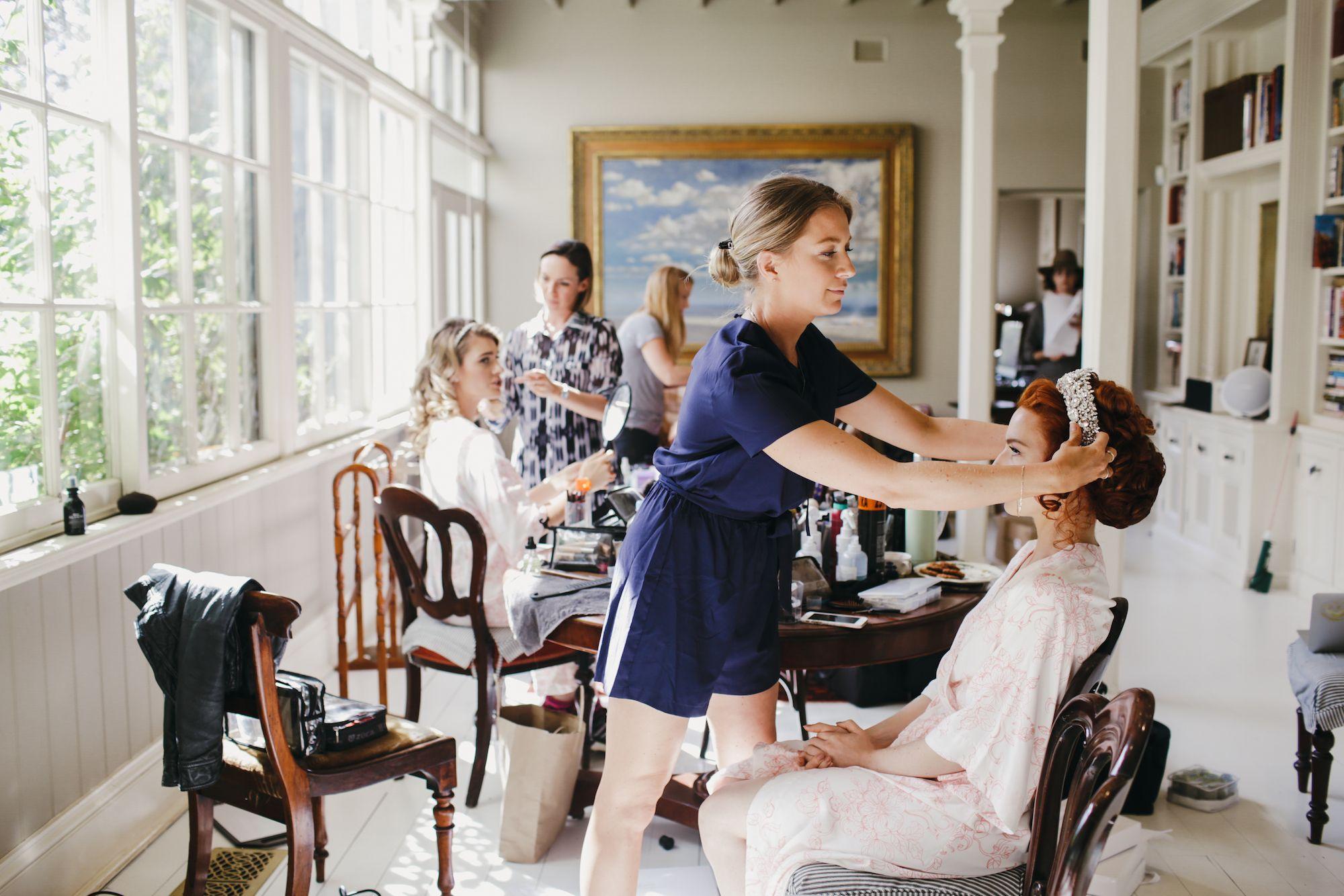Customer: @emma_wiggle ~ Photography: @larahotzphotography ~ Possibly the BEST bridesmaid gift idea - Piyama Luxe Kimono Robe in Magnolia Pink $69 ~ Shop the Piyama Bridal Boutique: www.etsy.com/au/shop/Piyama