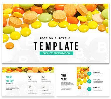 Vitamin mineral supplements powerpoint template template vitamin mineral supplements powerpoint templates toneelgroepblik Images