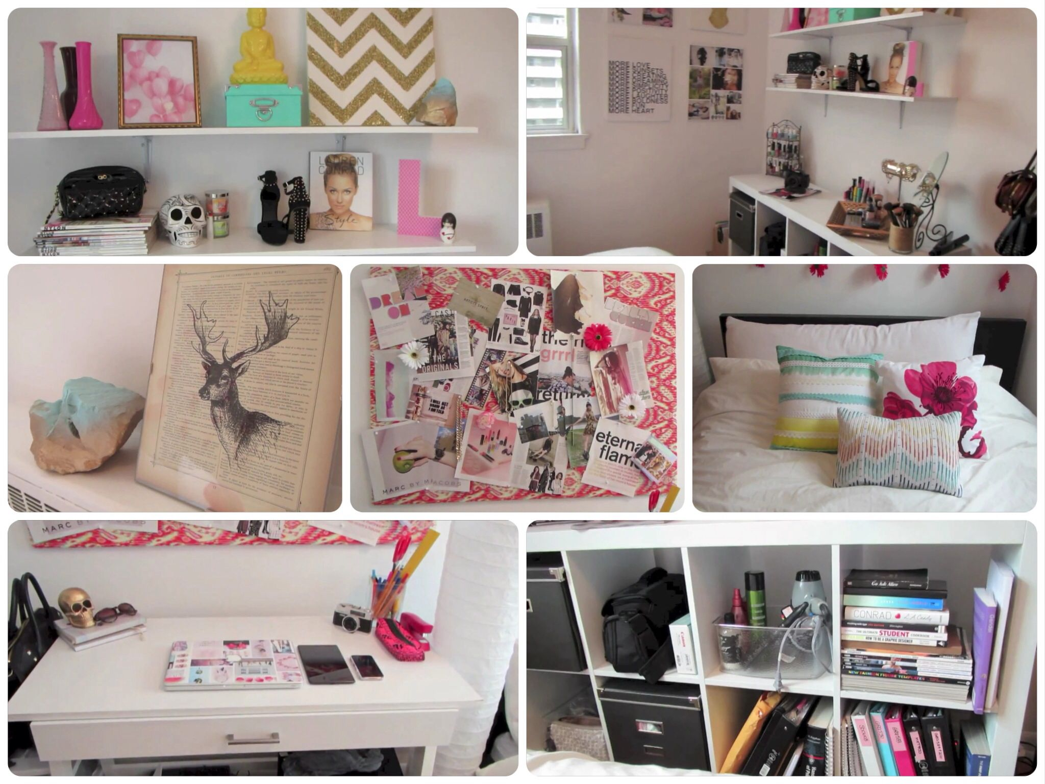 Bethany Mota Bedroom Decor Line