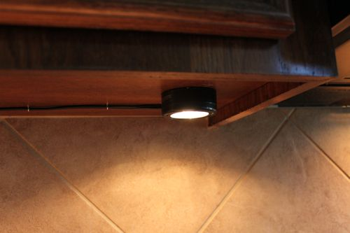 Installing Under Cabinet Lighting Lights From Home Depot Hampton Bay