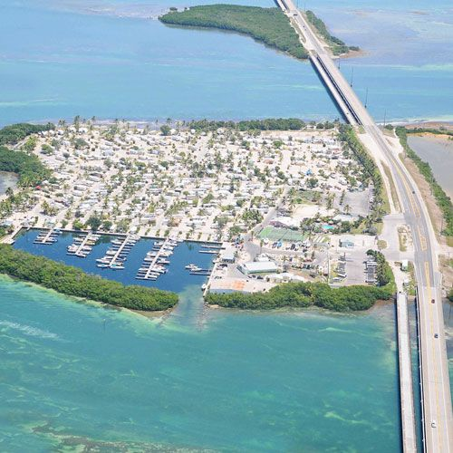 Sunshine Key Rv Resort And Marina Is In Big Pine Key Fl Some 38 Miles From Key West Rv Parks In Florida Camping Locations Usa Florida Camping