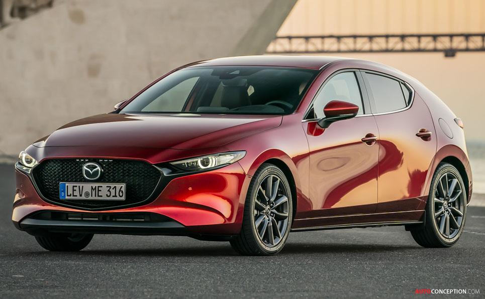 Mazda 3 Named 2020 World Car Design Of The Year Autoconception Com In 2020 Mazda Hatchback Car