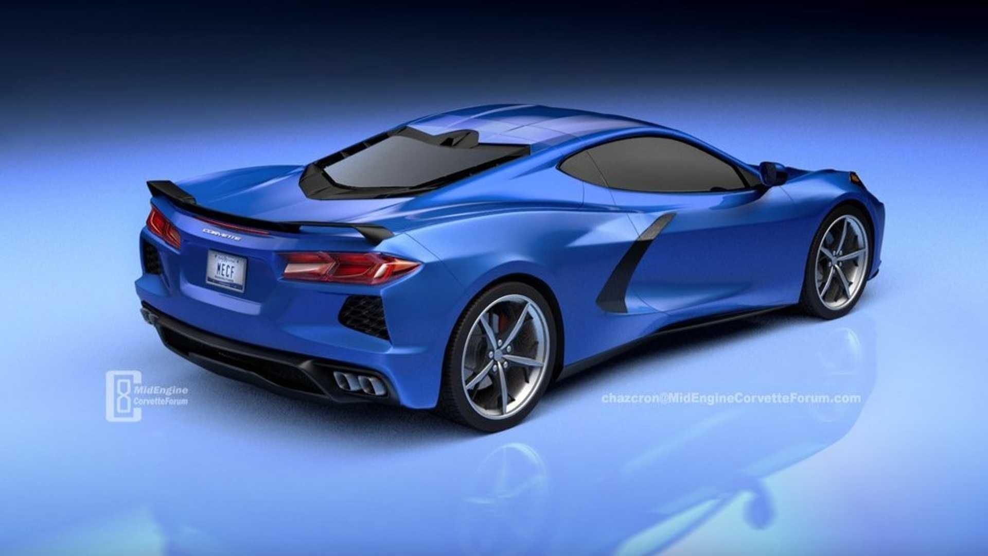 2020 Mid Engined Corvette Everything We Know Chevrolet Corvette Corvette Chevy Corvette