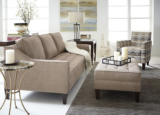 Living Rooms, Parker Sofa, Living Rooms | Havertys Furniture
