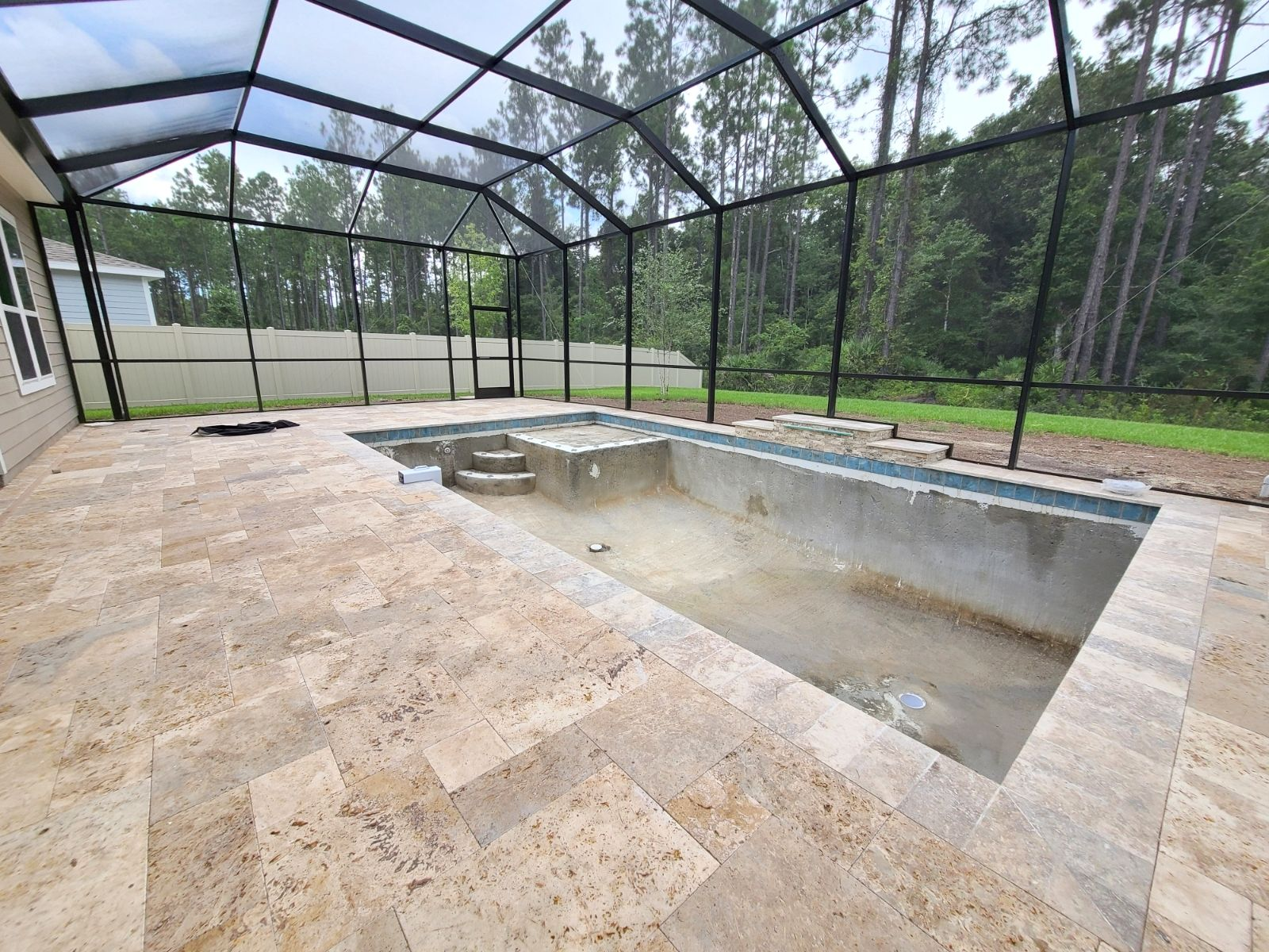 Professional Pool Spa Builders Serving Central Florida Spa Pool Custom Pools Central Florida