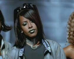 Aaliyah 90s Hair 90s Hairstyles Aaliyah Style Aaliyah