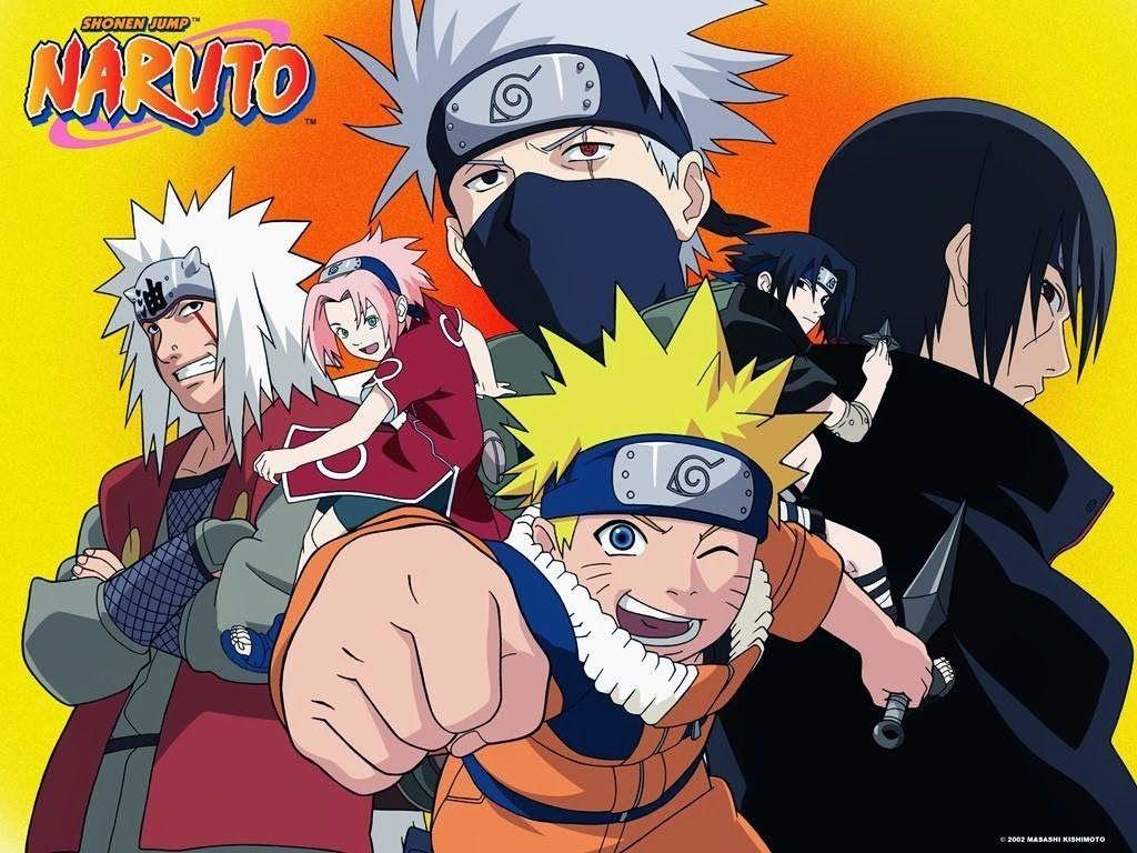 Review Anime: Naruto - JAPANIMEINDO