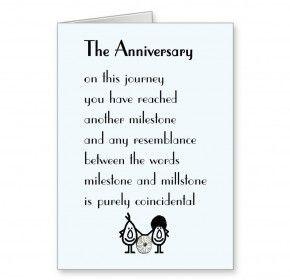 Funny Wedding Anniversary Poems Wedding Anniversary Poems Anniversary Poems Anniversary Quotes Funny