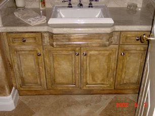 Faux Cabinets   Reno   Pinterest   Sprays, Woods and Kitchens