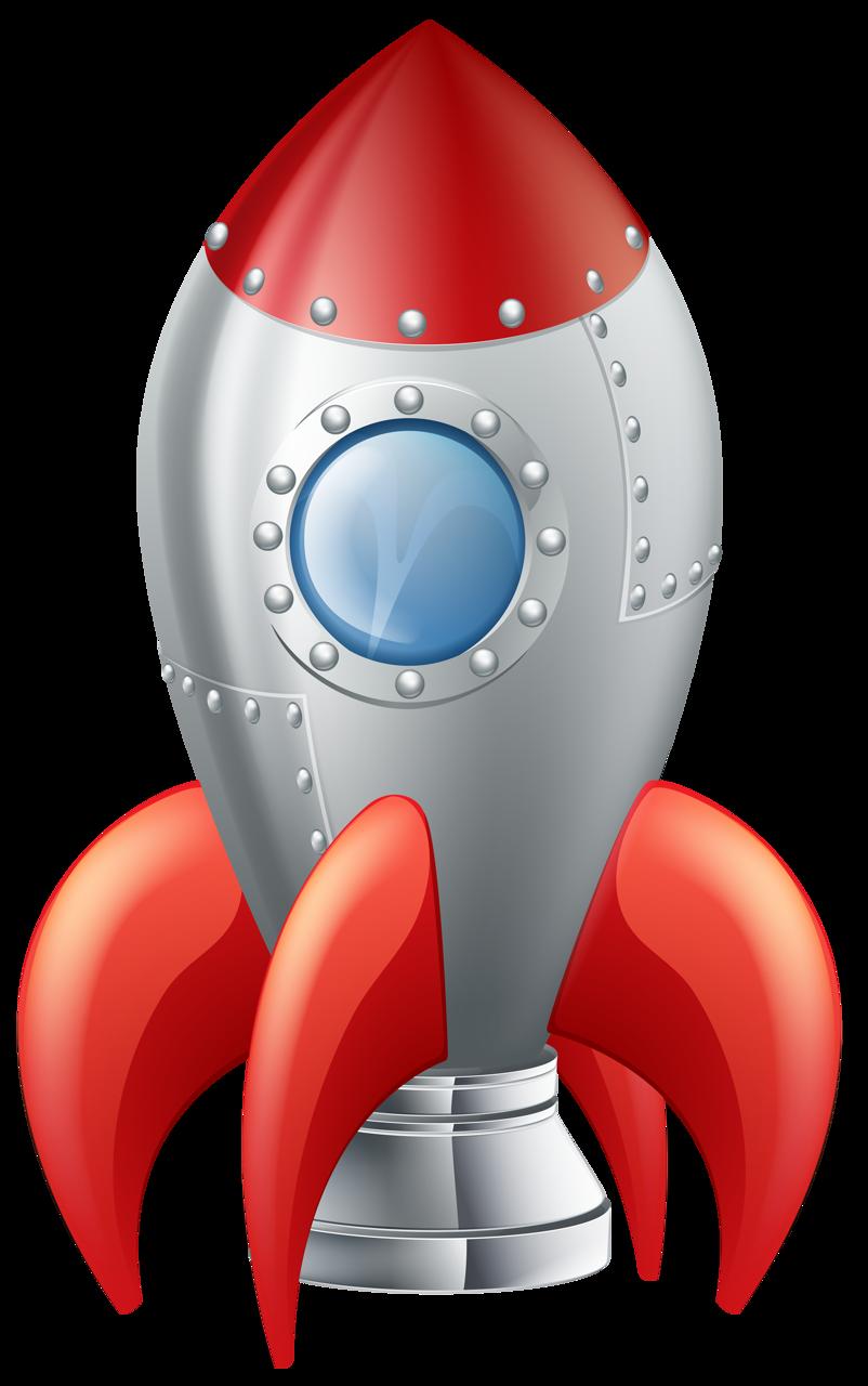 мультяшная ракета картинки данный момент