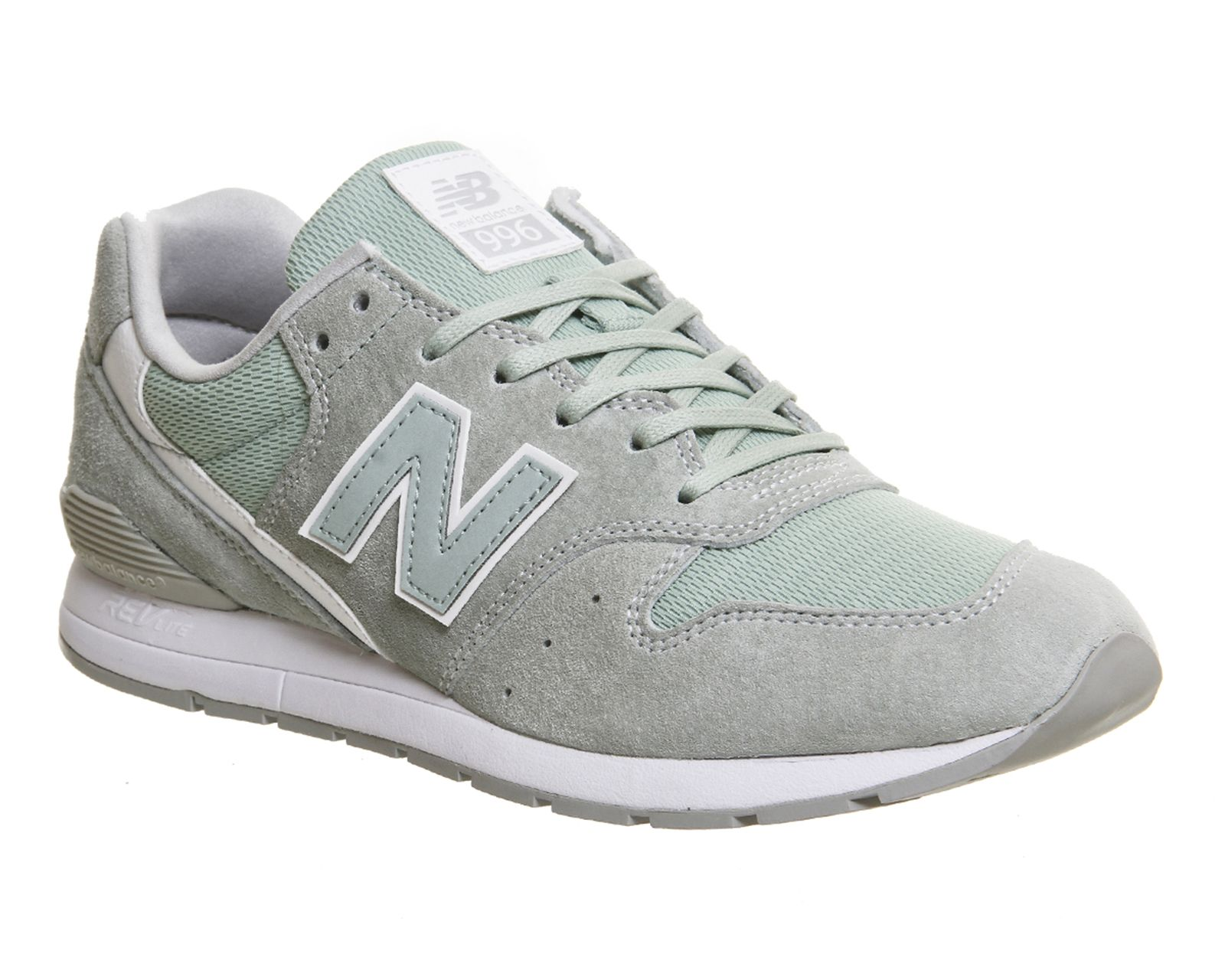 Mint Grey New Balance Mrl996 From Office Co Uk