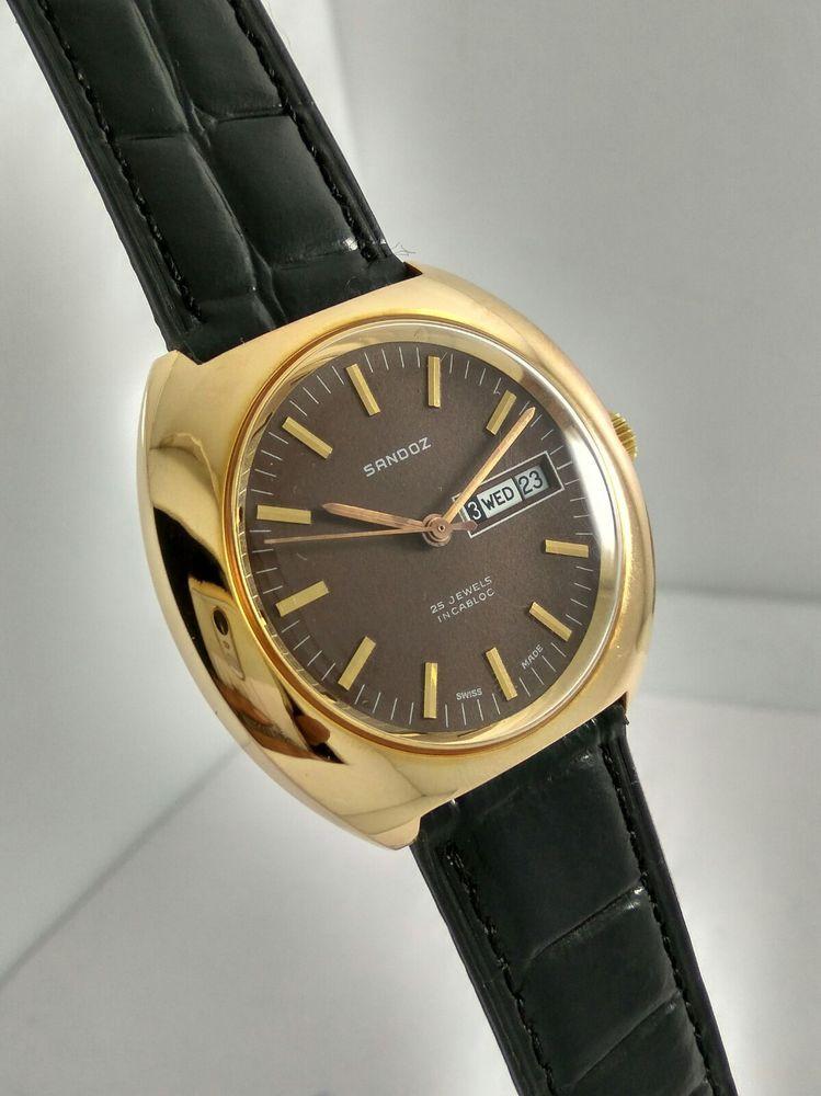 That vintage sandoz watch