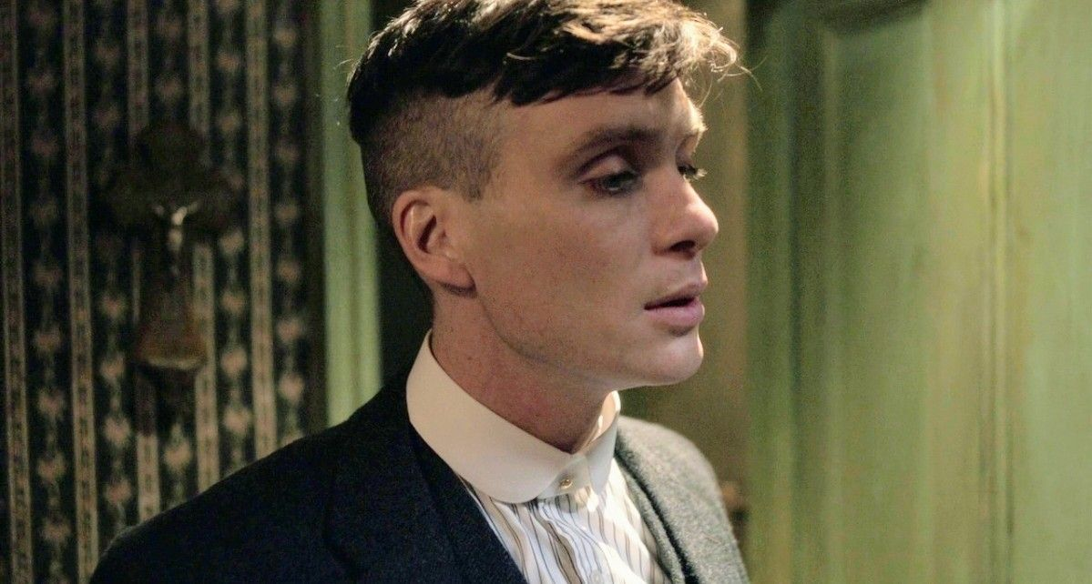 Cillian Murphy as Thomas Shelby in Peaky Blinders / Such a ...