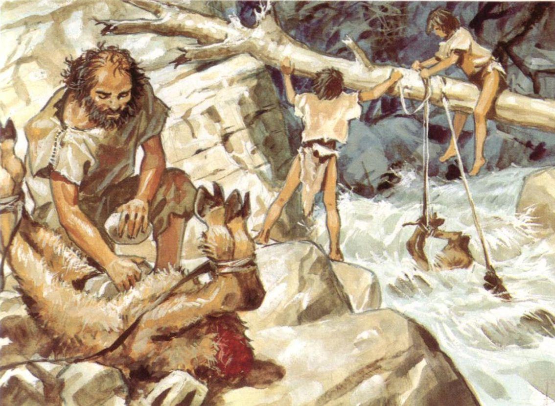 Les Temps Prehistoriques By Pierre Joubert