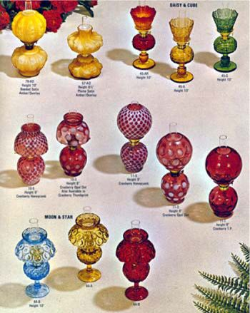 Captivating Miniature Glass Lamps: Old And New Burners Miniature Glass Oil Burning Lamps  Were Popular