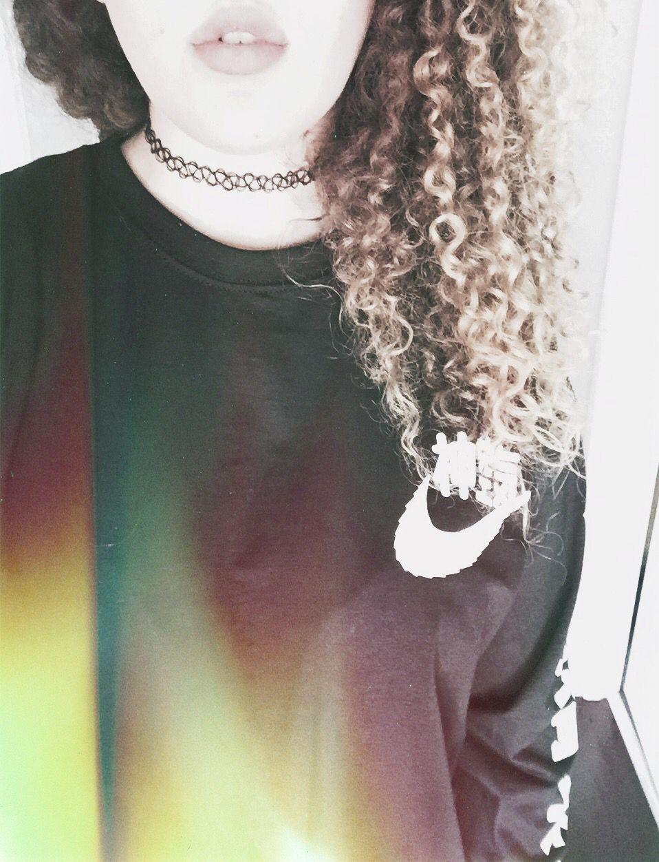 Curly Hair  #curls #curl #curlyhair #hair #ombre