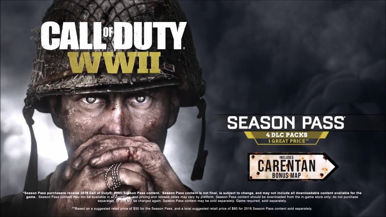 Call Of Duty Wwii The Resistance Event Official Trailer 2018