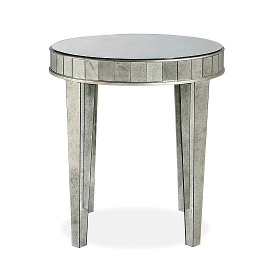Best Nightstand Side Table Eclectic Side Table Round Side Table 400 x 300