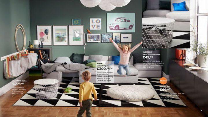 nuevo cat logo ikea 2018 novedades interiors. Black Bedroom Furniture Sets. Home Design Ideas