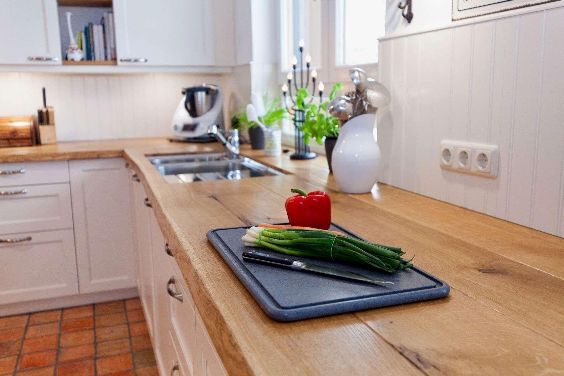 15 Luxus Kuchenarbeitsplatte Mit Passender Ruckwand Kitchen Decor Kitchen Countertops
