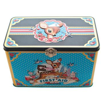 First Aid Tin now featured on Fab.