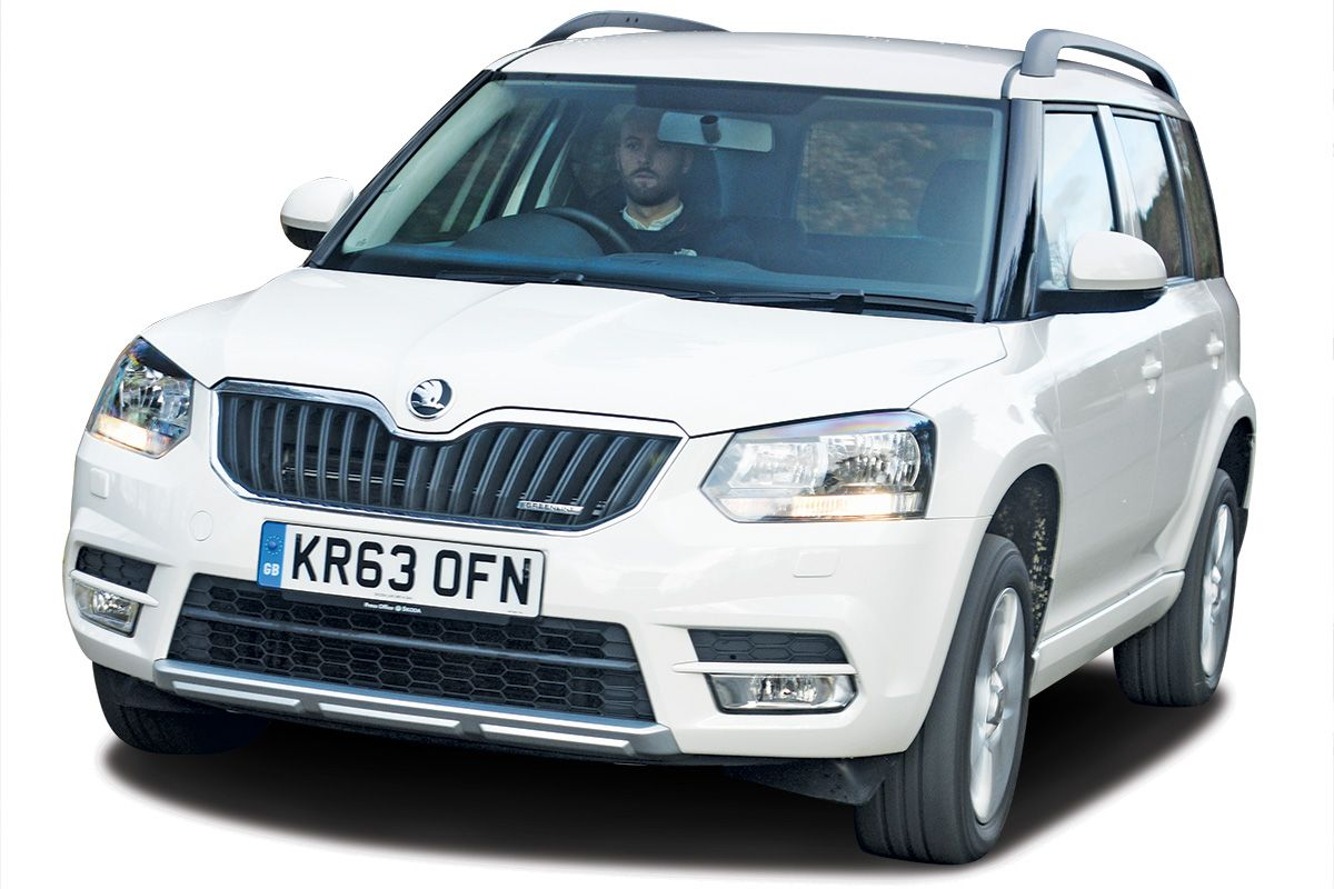The Skoda Yeti Makes For An Impressive Family Car Thanks To Low