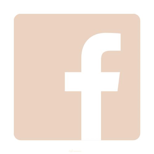 Facebook Icon Beige Facebook Icons Logo Facebook Iphone Apps