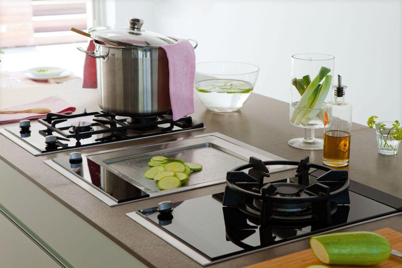 Una Cocina Para Disfrutar En Familia Diseno De Cocina Fogones De Gas Cocina De Gas
