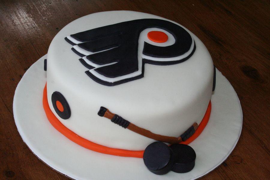 PHILADELPHIA FLYERS CAKES - Google Search TEAM Cakes Cake