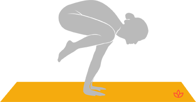bakasana  crane pose advanced yoga yoga